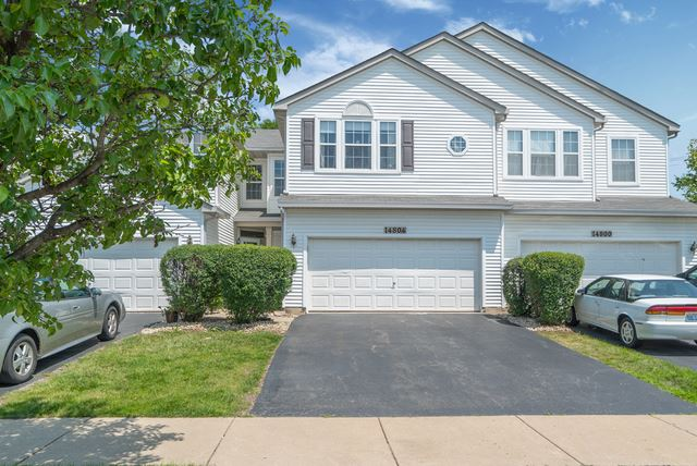 Photo for 14804 West Victoria Crossing Way, LOCKPORT, IL 60441 (MLS # 10418462)