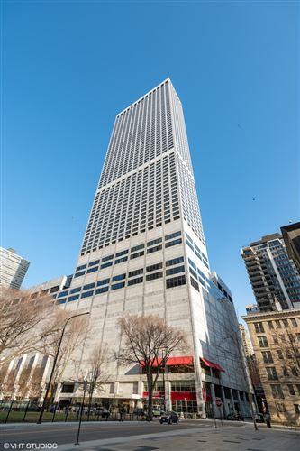 Photo of 180 E Pearson Street #3702, Chicago, IL 60611 (MLS # 11031463)