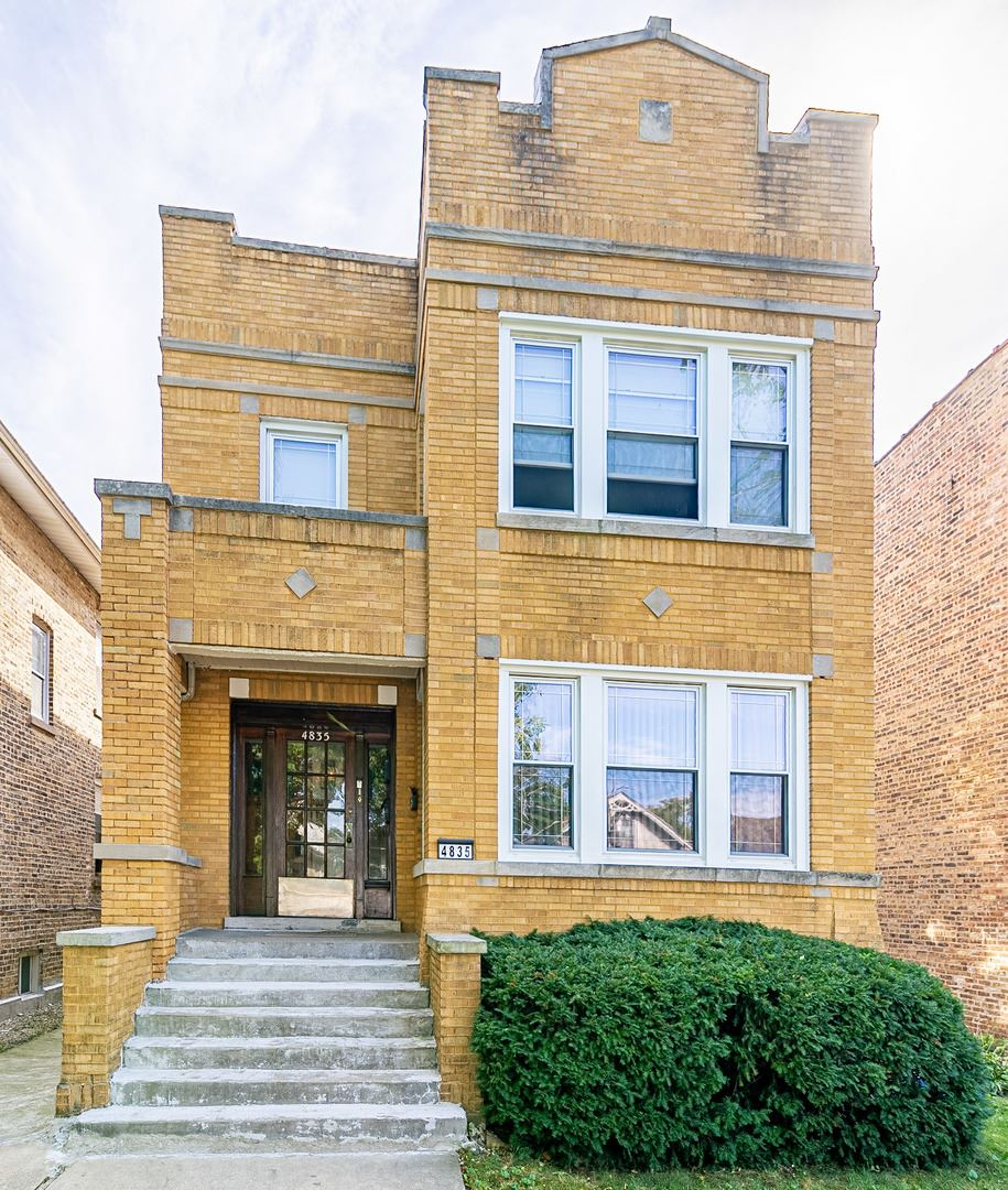 4835 W DEMING Place, Chicago, IL 60639 - #: 11234463