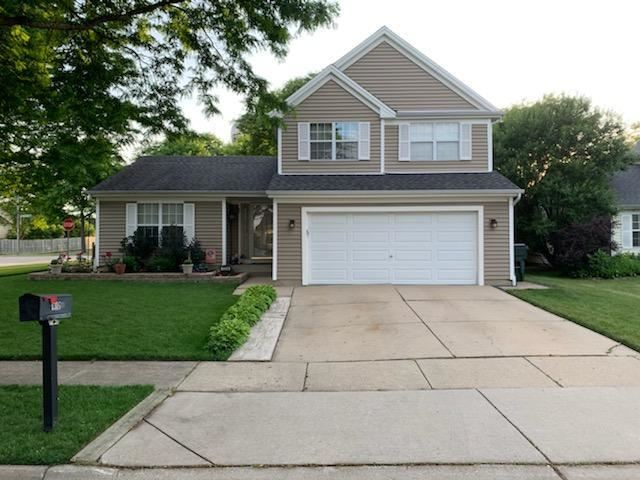 1316 Old Timber Lane, Hoffman Estates, IL 60192 - #: 10770464