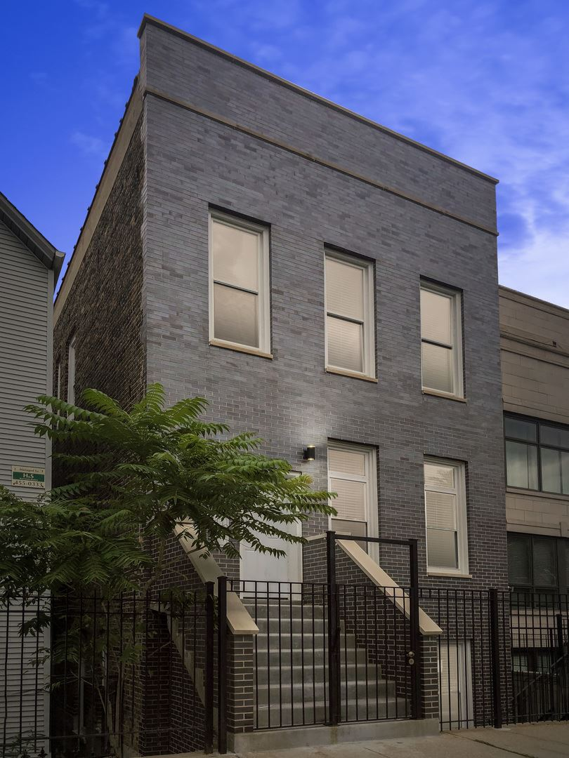 1325 N Bosworth Avenue, Chicago, IL 60642 - #: 10796464