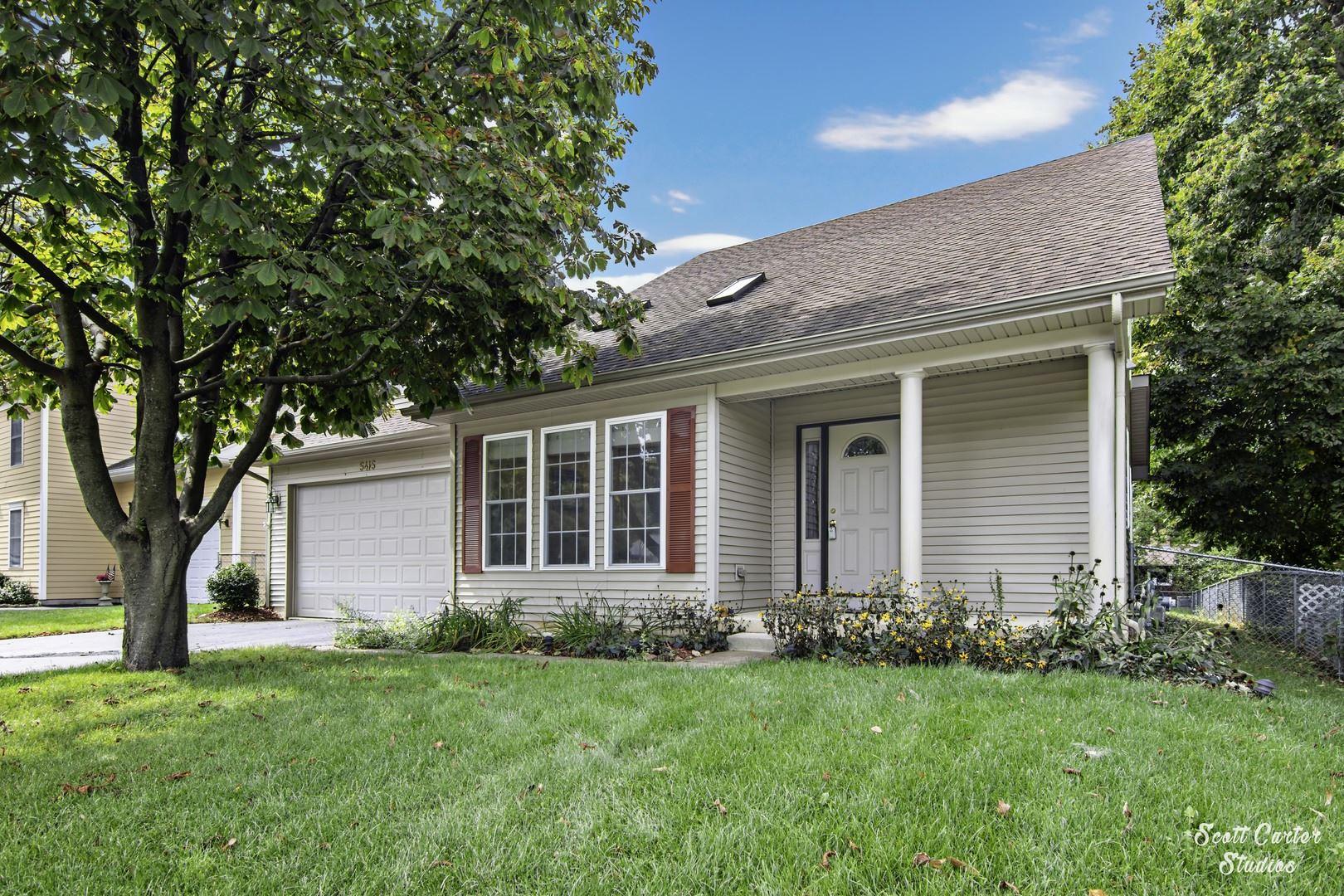 5415 Oakwood Drive, Oakwood Hills, IL 60013 - #: 10906464