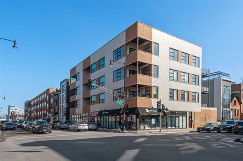 Photo of 1555 N WOOD Street #401, Chicago, IL 60622 (MLS # 11007465)