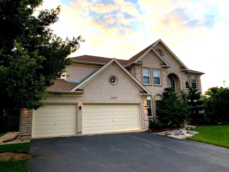 24334 Golden Eagle Drive, Plainfield, IL 60544 - #: 10769465