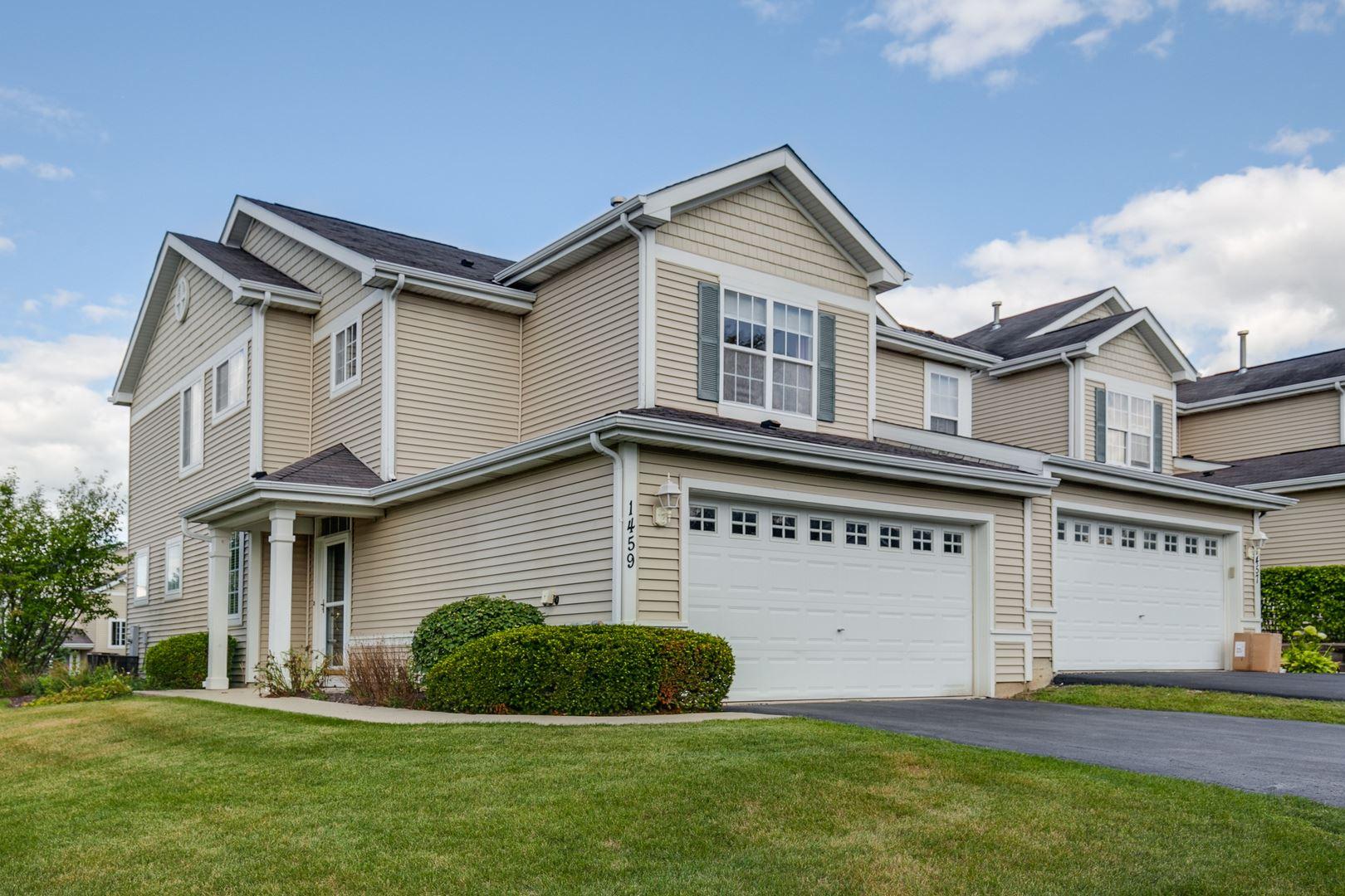 1459 W Remington Lane, Round Lake, IL 60073 - #: 10807465