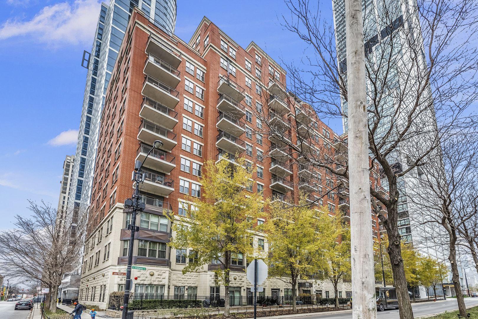 1250 S Indiana Avenue #701, Chicago, IL 60605 - #: 10945465