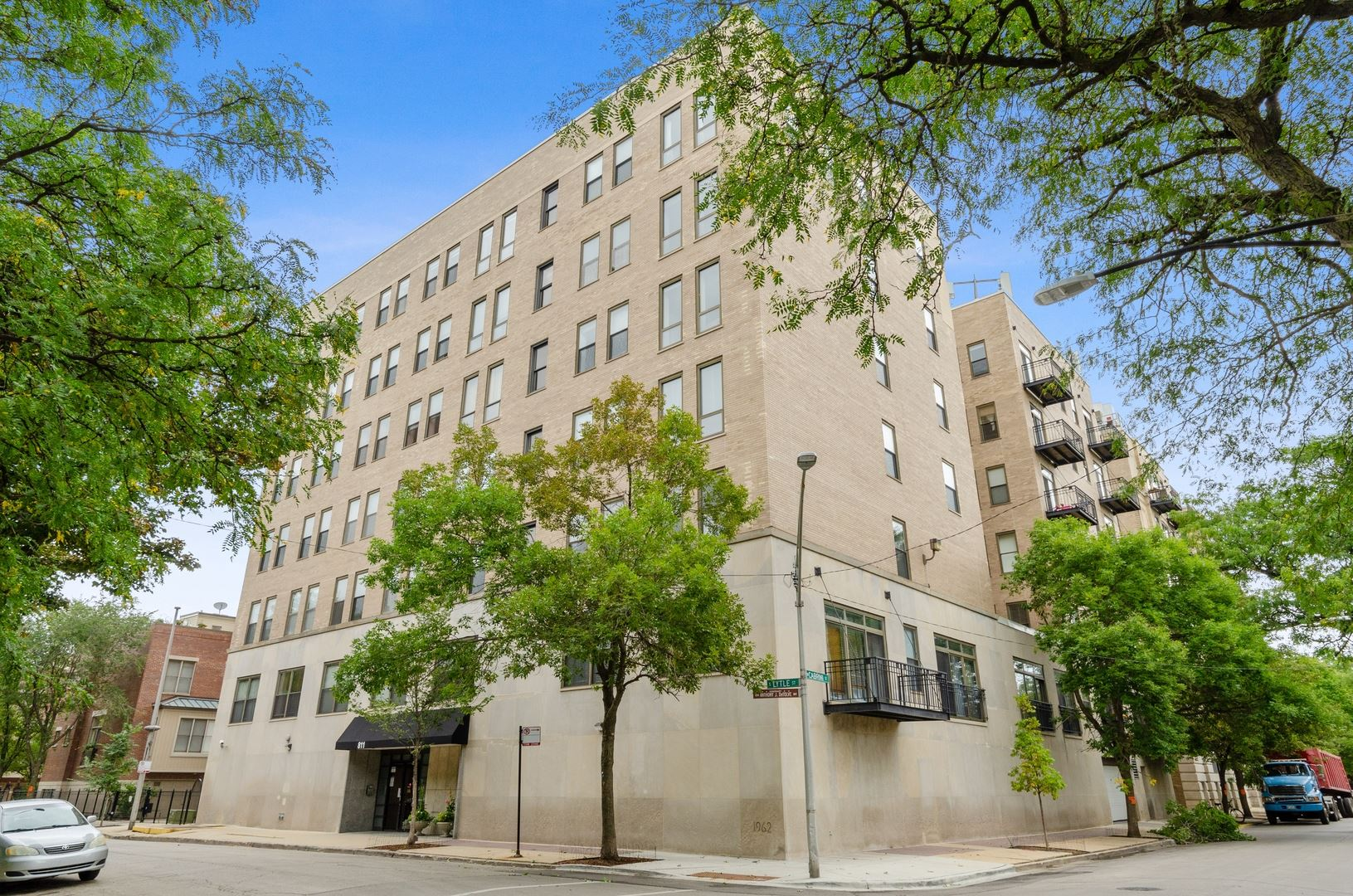811 S LYTLE Street #207, Chicago, IL 60607 - #: 11226465