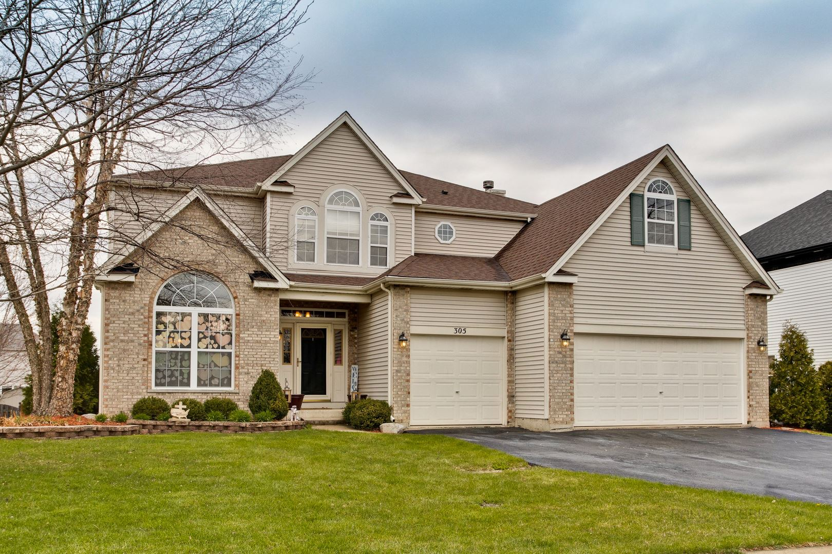 305 Greenview Lane, Lake Villa, IL 60046 - #: 10700466