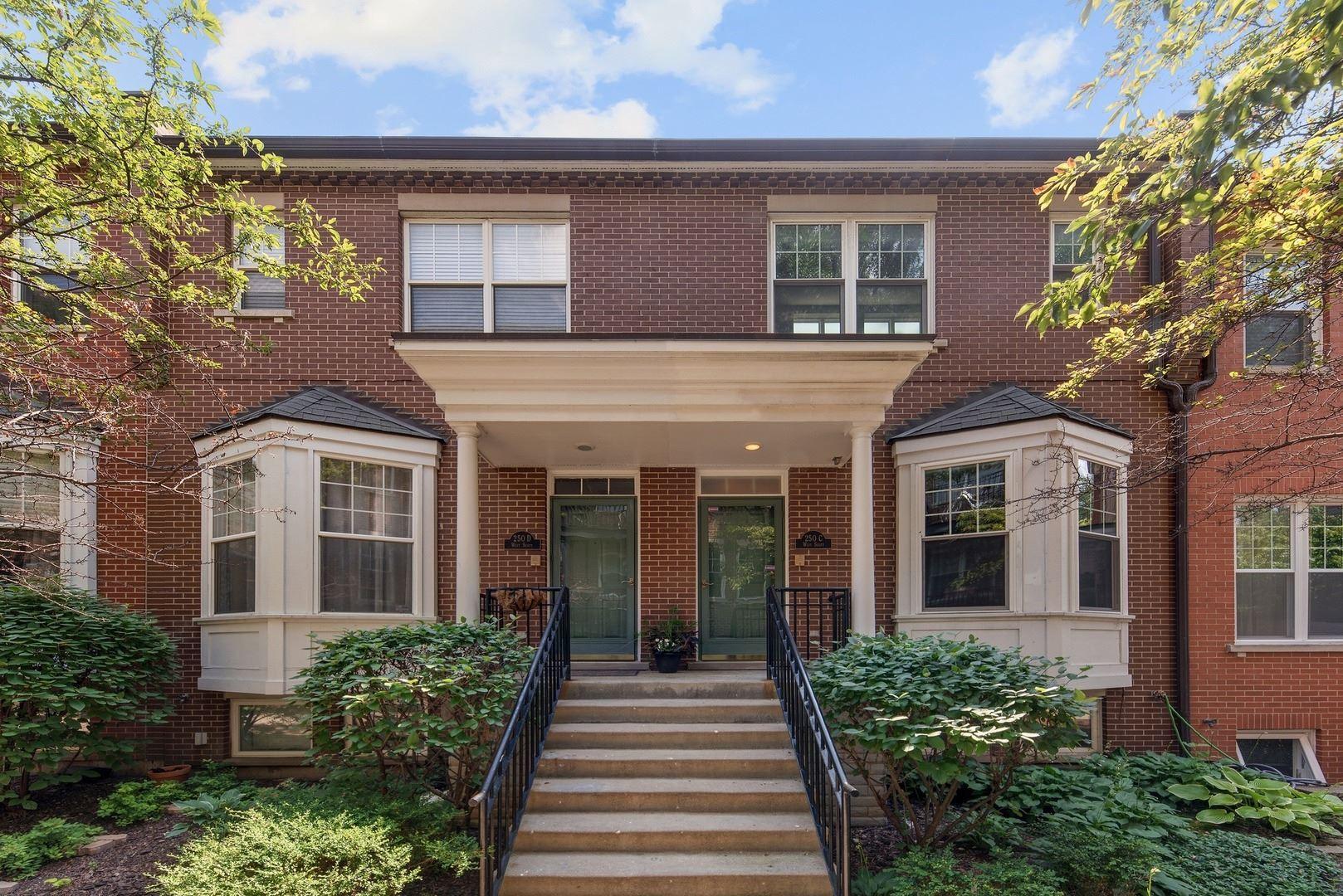 250 W Scott Street #C, Chicago, IL 60610 - #: 10730466