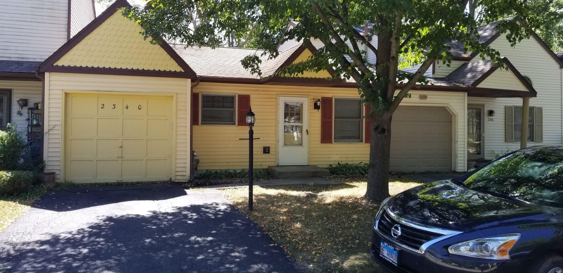 2340 Linden Drive #2340, Woodstock, IL 60098 - #: 10892466