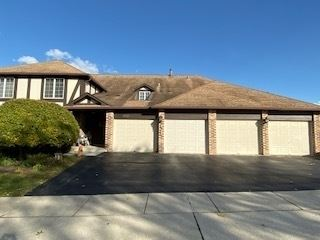 Photo of 6159 Brookside Lane #A, Willowbrook, IL 60527 (MLS # 10666468)