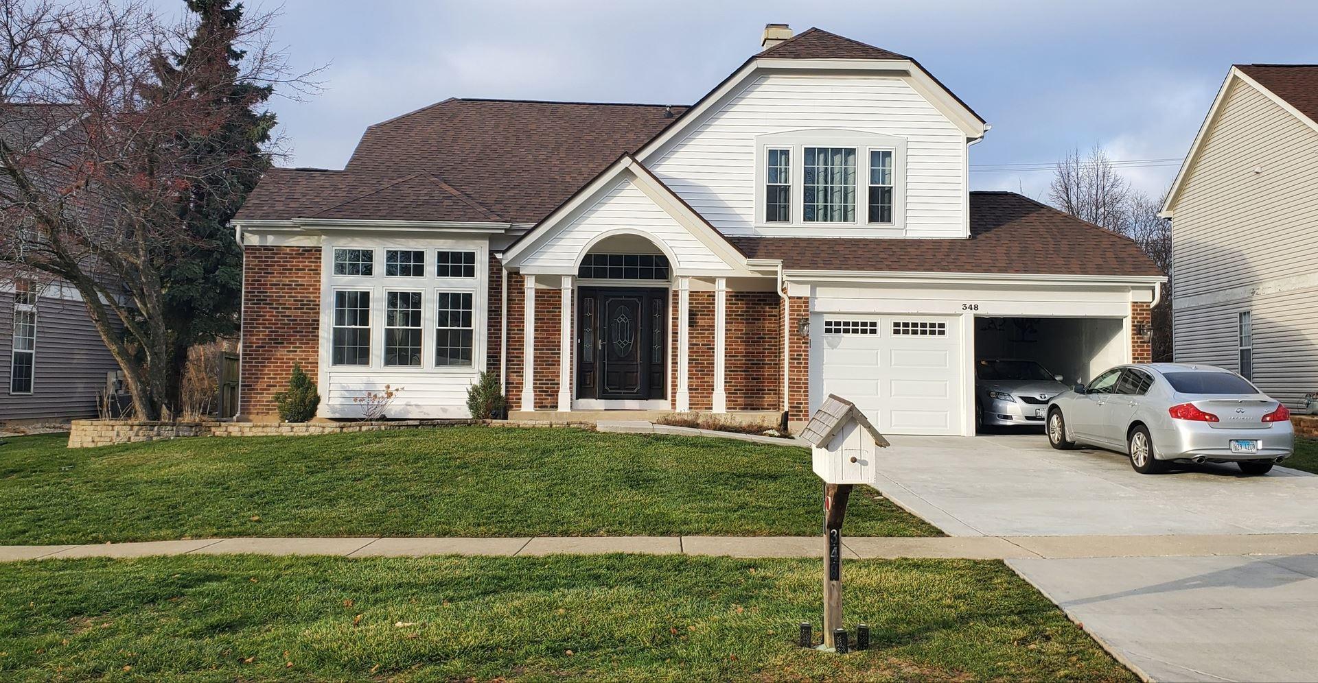 348 Wildberry Lane, Bartlett, IL 60103 - #: 10966468