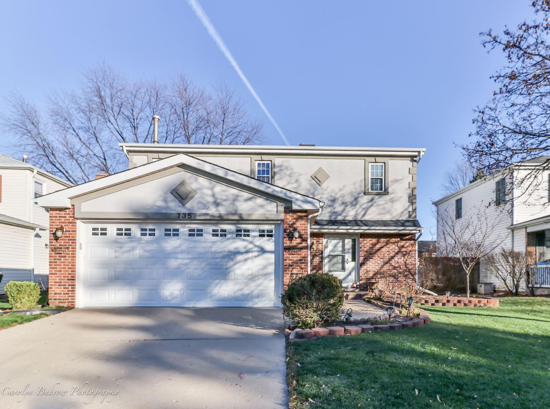735 Randi Lane, Hoffman Estates, IL 60169 - #: 10946470