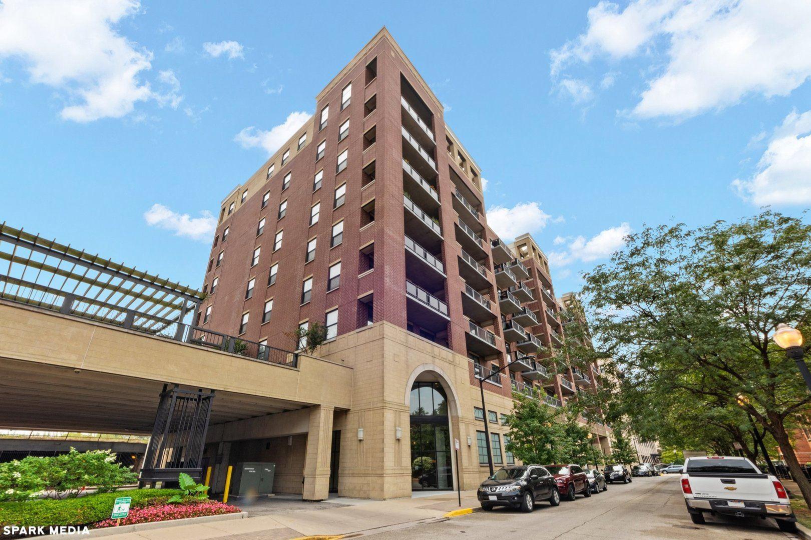 833 W 15th Place #707, Chicago, IL 60608 - #: 11239470