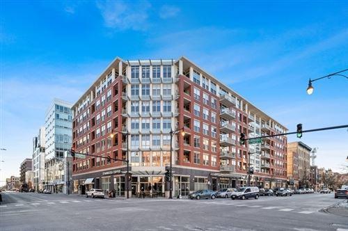 Photo of 1001 W MADISON Street #608, Chicago, IL 60607 (MLS # 10980471)