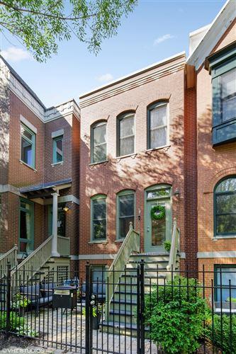 Photo of 1870 N Wilmot Avenue, Chicago, IL 60647 (MLS # 10773472)