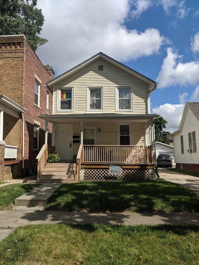 608 1\/2 E Monroe Street, Bloomington, IL 61701 - #: 10487472