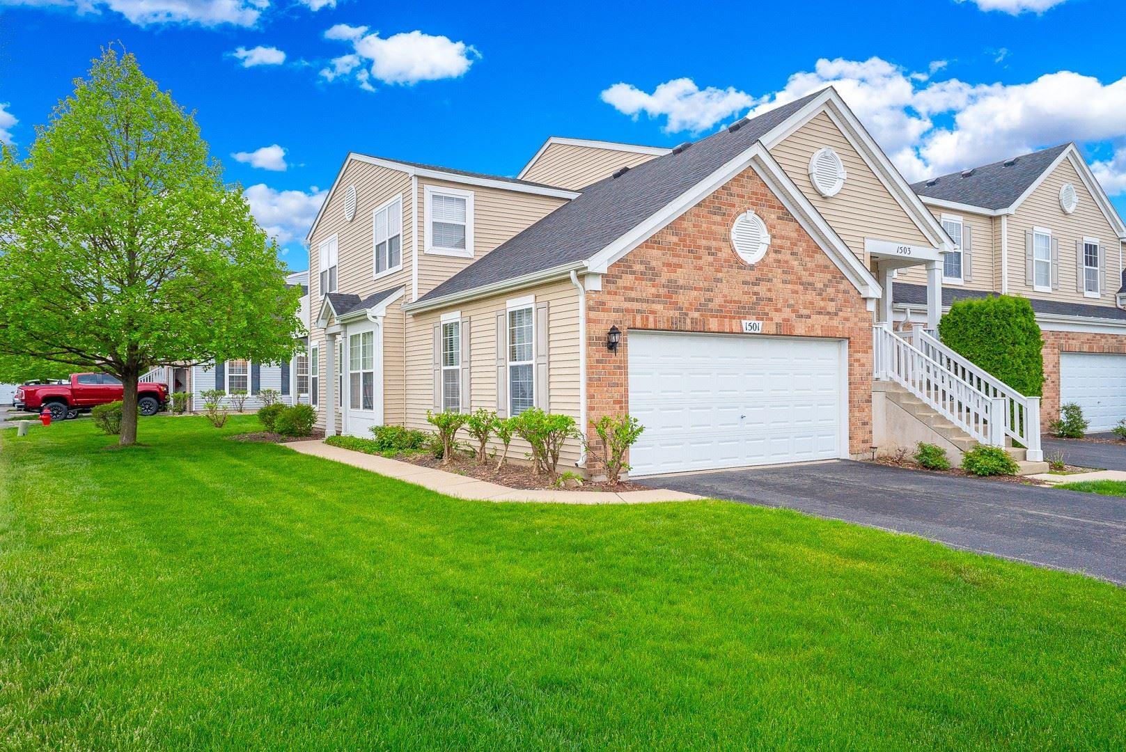 Photo of 1501 Westhampton Drive #1, Plainfield, IL 60586 (MLS # 11080472)