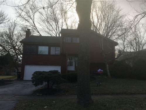 Photo of 3303 FOUNTAINBLEAU Drive, Hazel Crest, IL 60429 (MLS # 10976473)