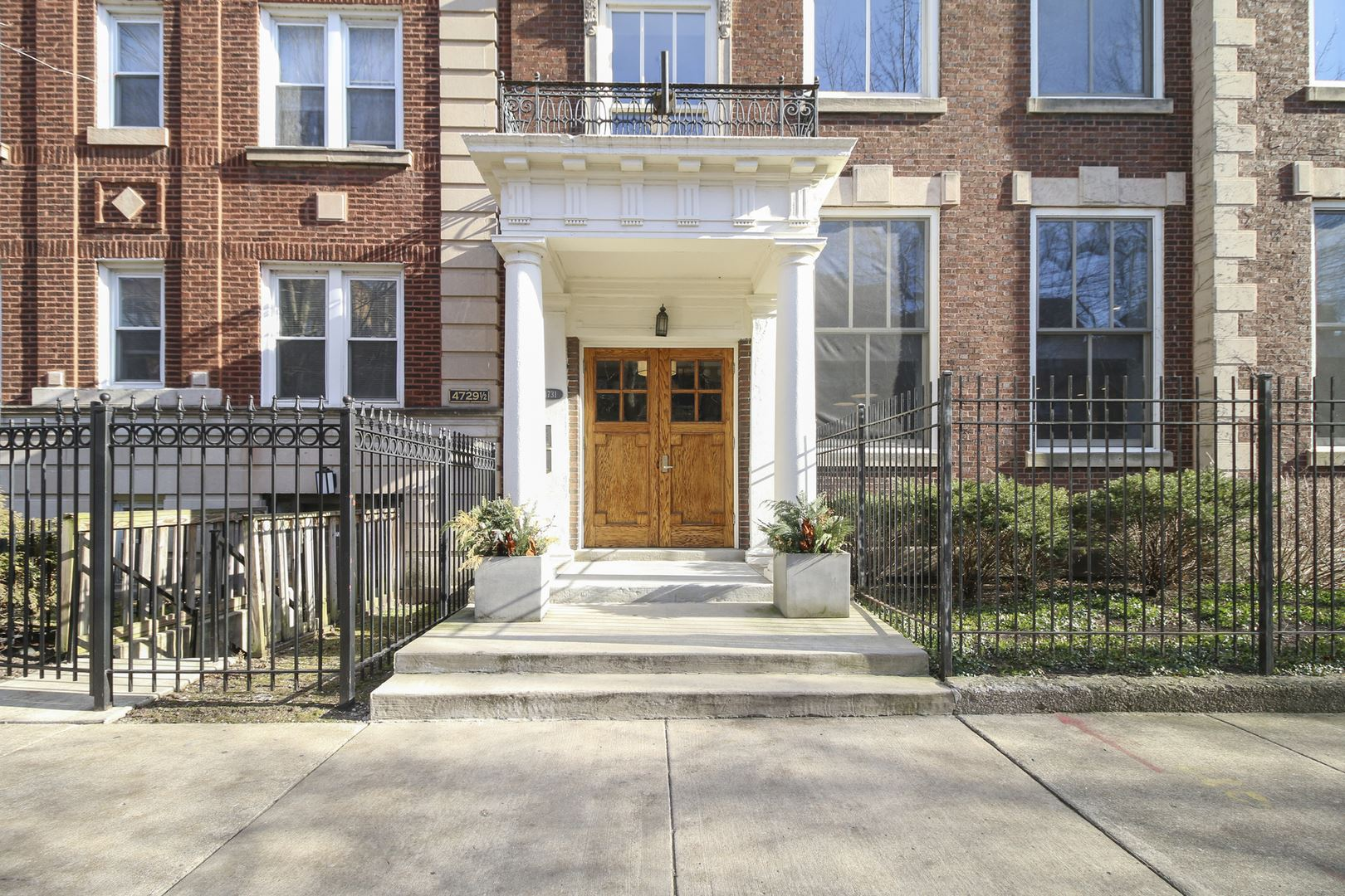 4731 S Ellis Avenue #1, Chicago, IL 60615 - #: 10617473