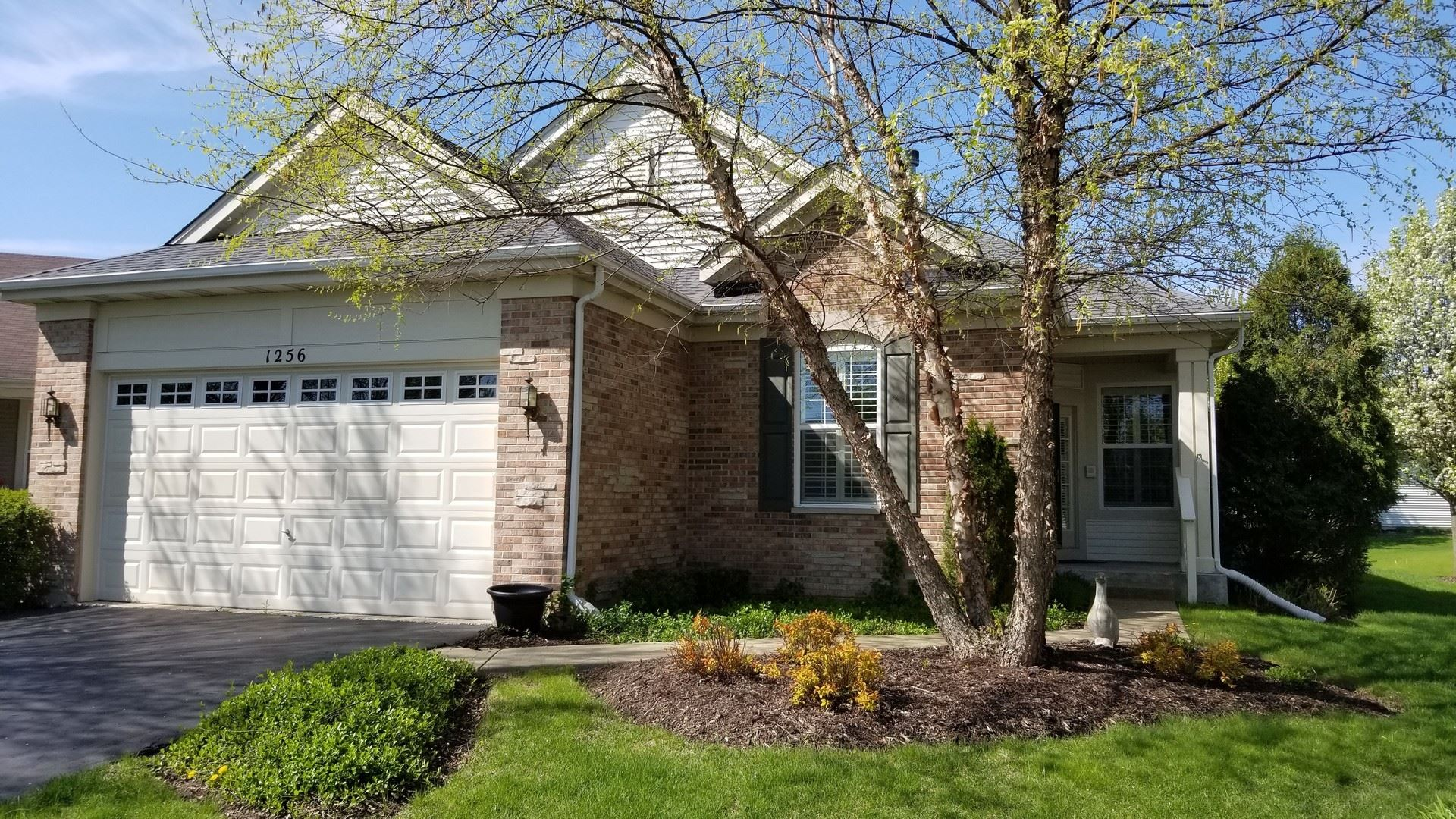1256 York Court, Aurora, IL 60502 - #: 10663473