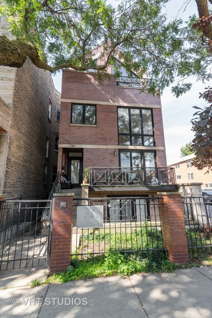 958 N Wolcott Avenue #2W, Chicago, IL 60622 - #: 10718473
