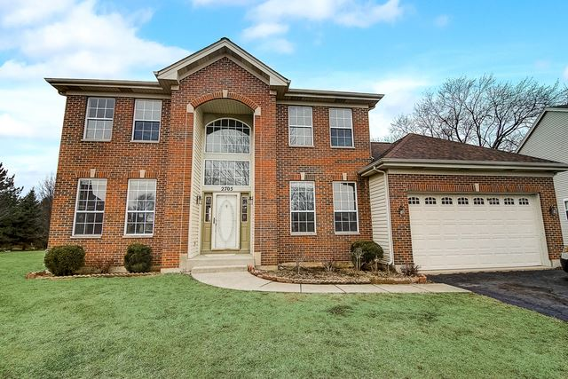 2705 Westwood Circle, Carpentersville, IL 60110 - #: 10666474