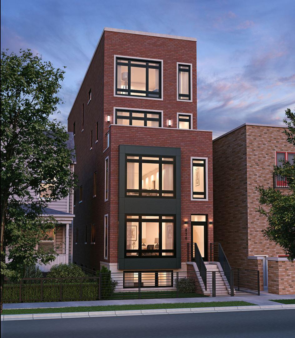 836 W Barry Avenue #3, Chicago, IL 60657 - #: 10706475