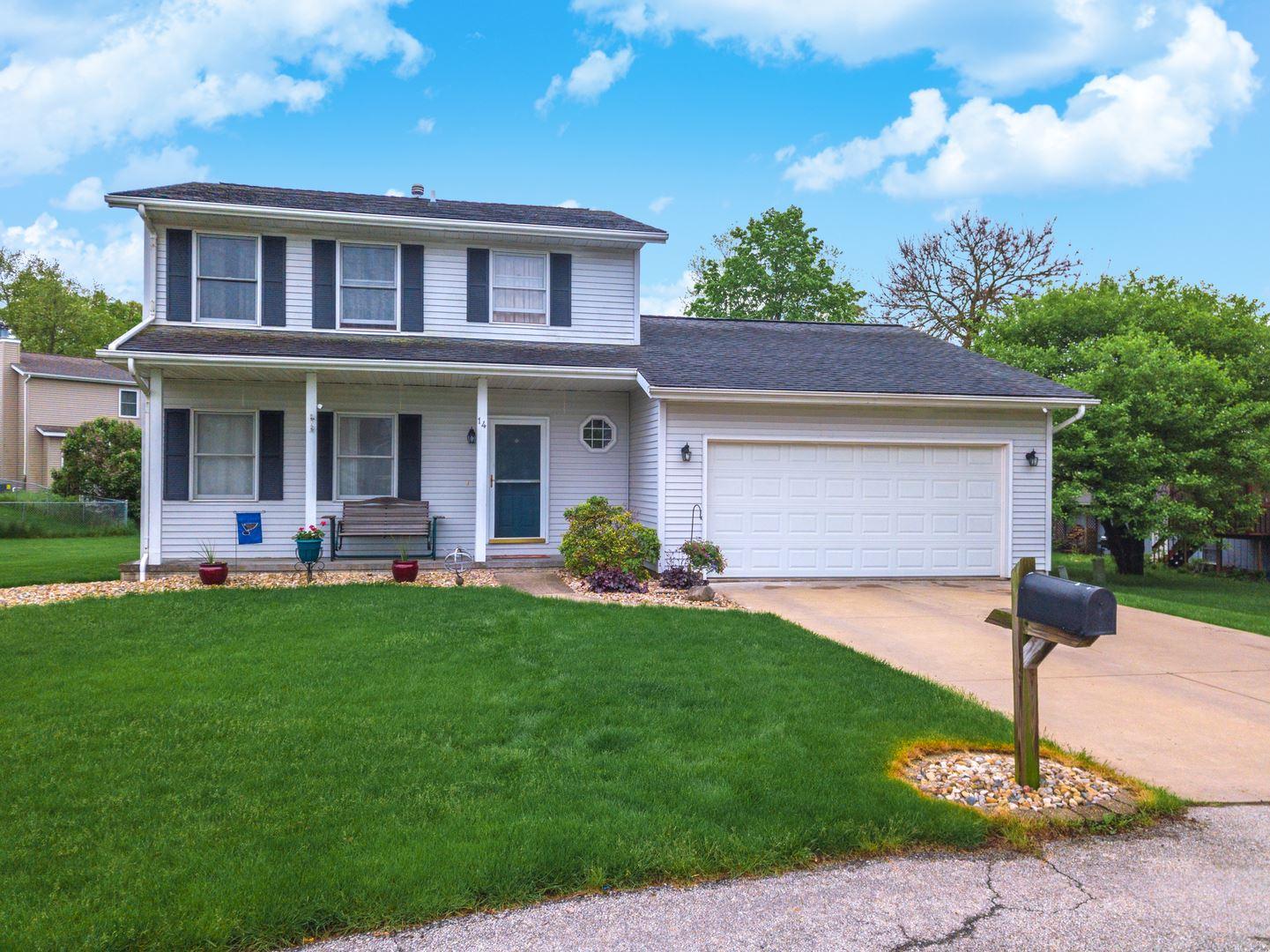 14 Spiria Court, Bloomington, IL 61701 - #: 10714475