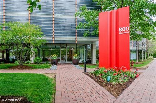 Photo of 800 Elgin Road #911, Evanston, IL 60201 (MLS # 11083476)
