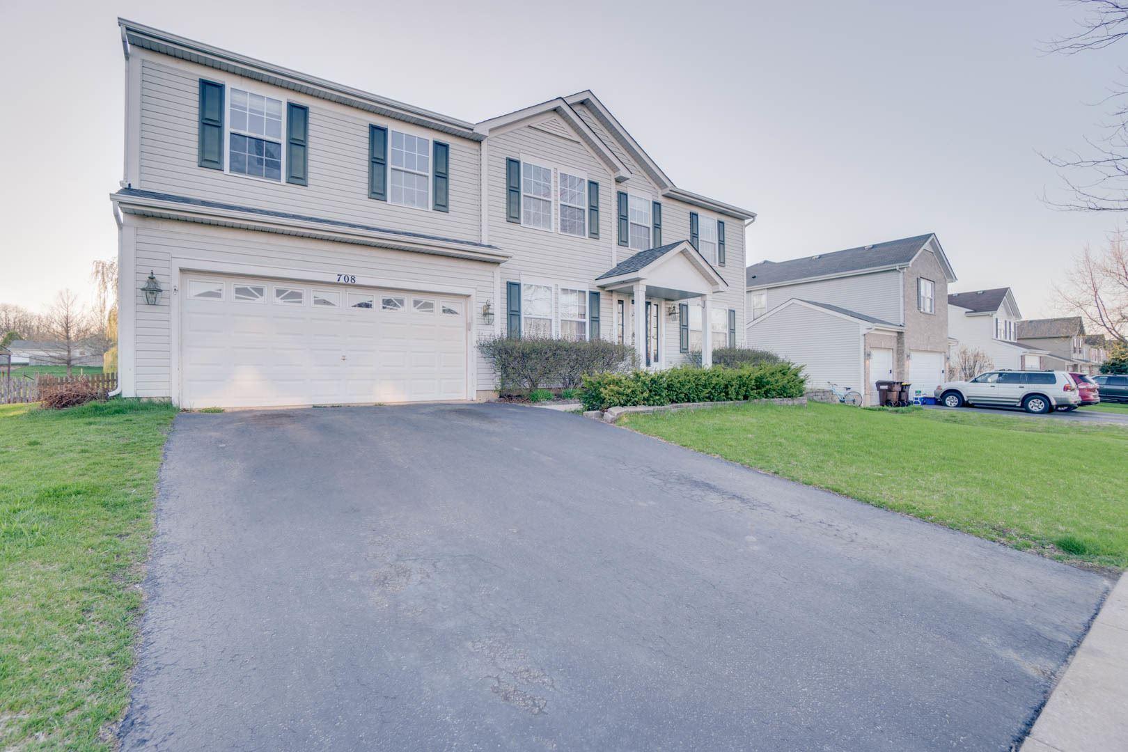 708 Ridge Drive, Marengo, IL 60152 - #: 11055476