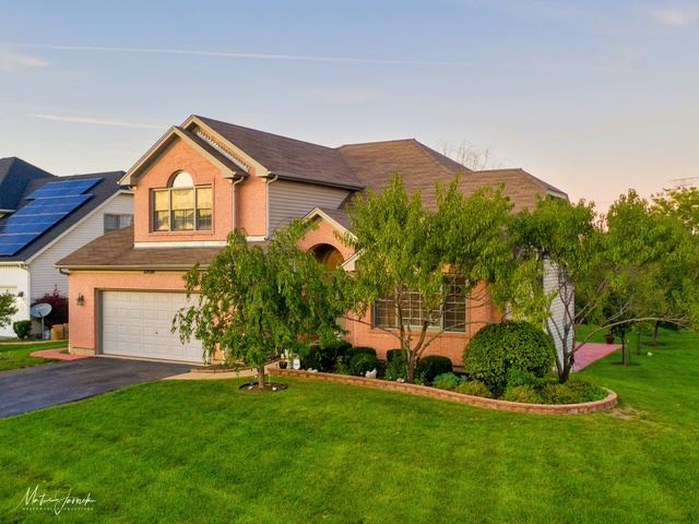 23026 Arbor Creek Drive, Plainfield, IL 60586 - #: 10532477