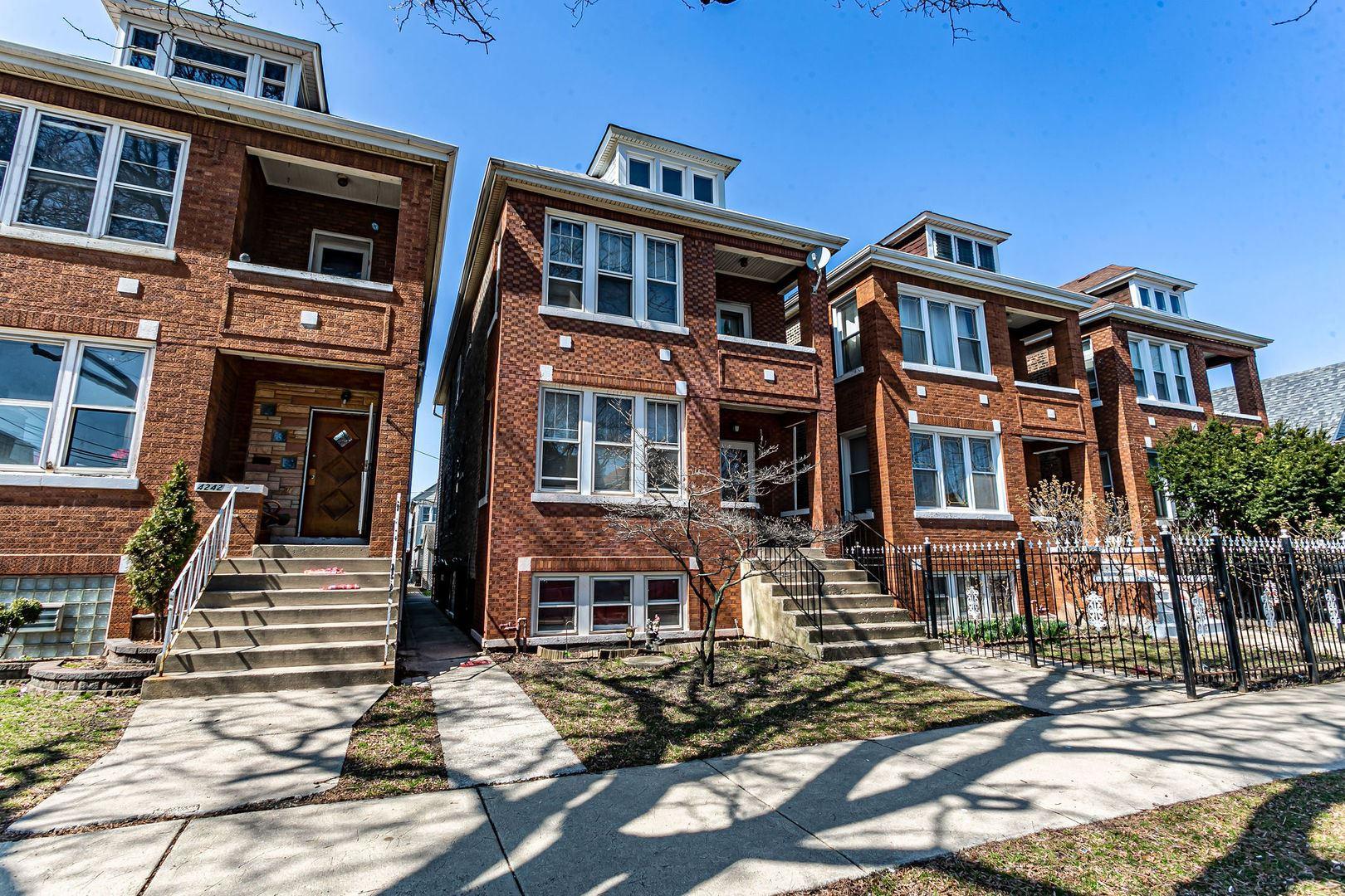4240 S Washtenaw Avenue, Chicago, IL 60632 - #: 10681478