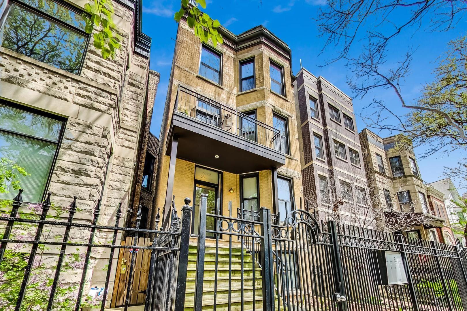 832 W ROSCOE Street #G, Chicago, IL 60657 - #: 10682478