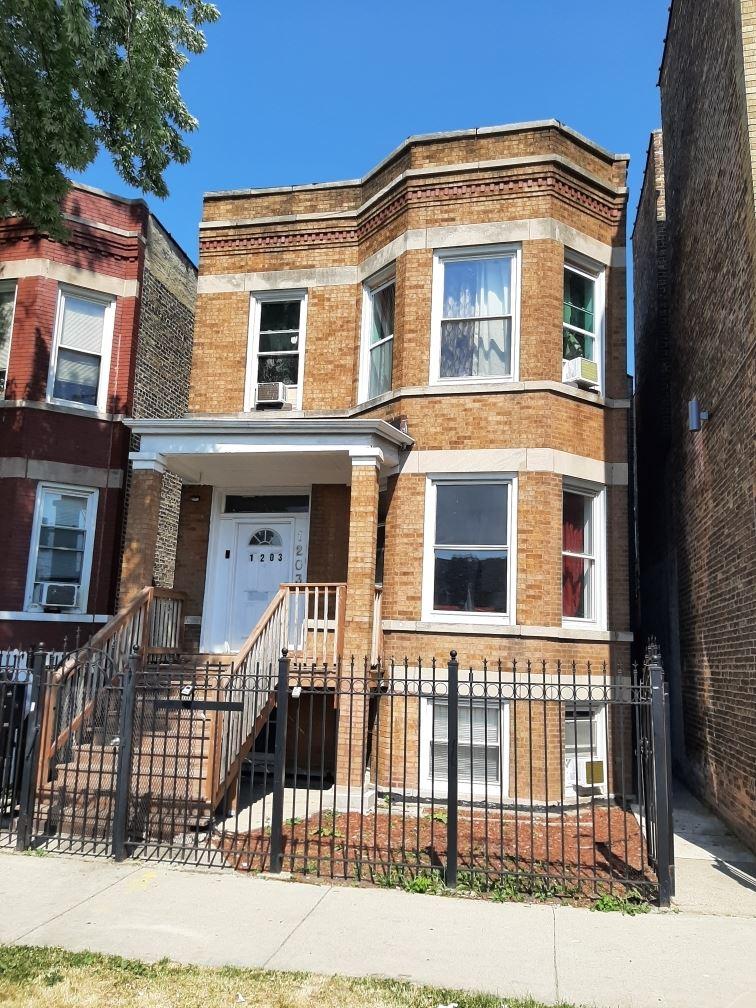 1203 N Hamlin Avenue, Chicago, IL 60651 - #: 11160478