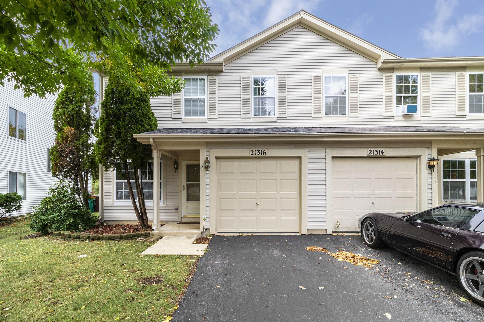 21316 Edison Lane, Plainfield, IL 60544 - #: 11212479