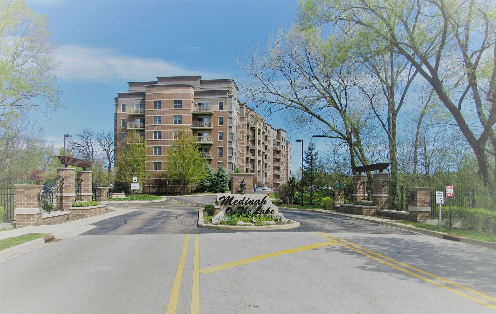 125 Lakeview Drive #411, Bloomingdale, IL 60108 - #: 10704480