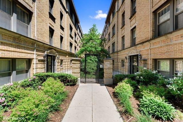 1358 W GREENLEAF Avenue #3N, Chicago, IL 60626 - #: 10750480