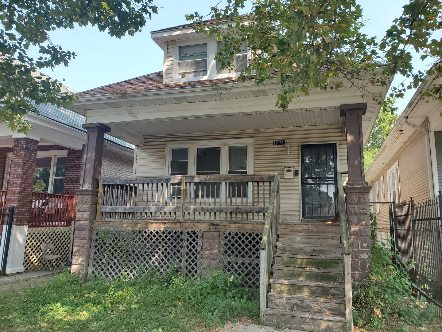 Photo for 1506 W 72nd Place, Chicago, IL 60636 (MLS # 11166480)