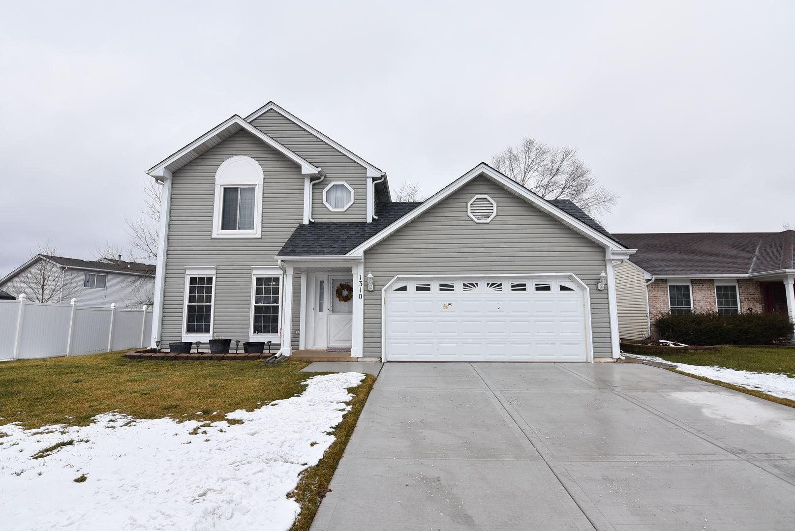 1310 Burns Drive, Elgin, IL 60120 - #: 10972485