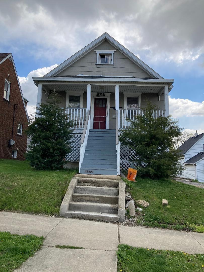 Photo of 816 Vine Street, Joliet, IL 60435 (MLS # 11074485)