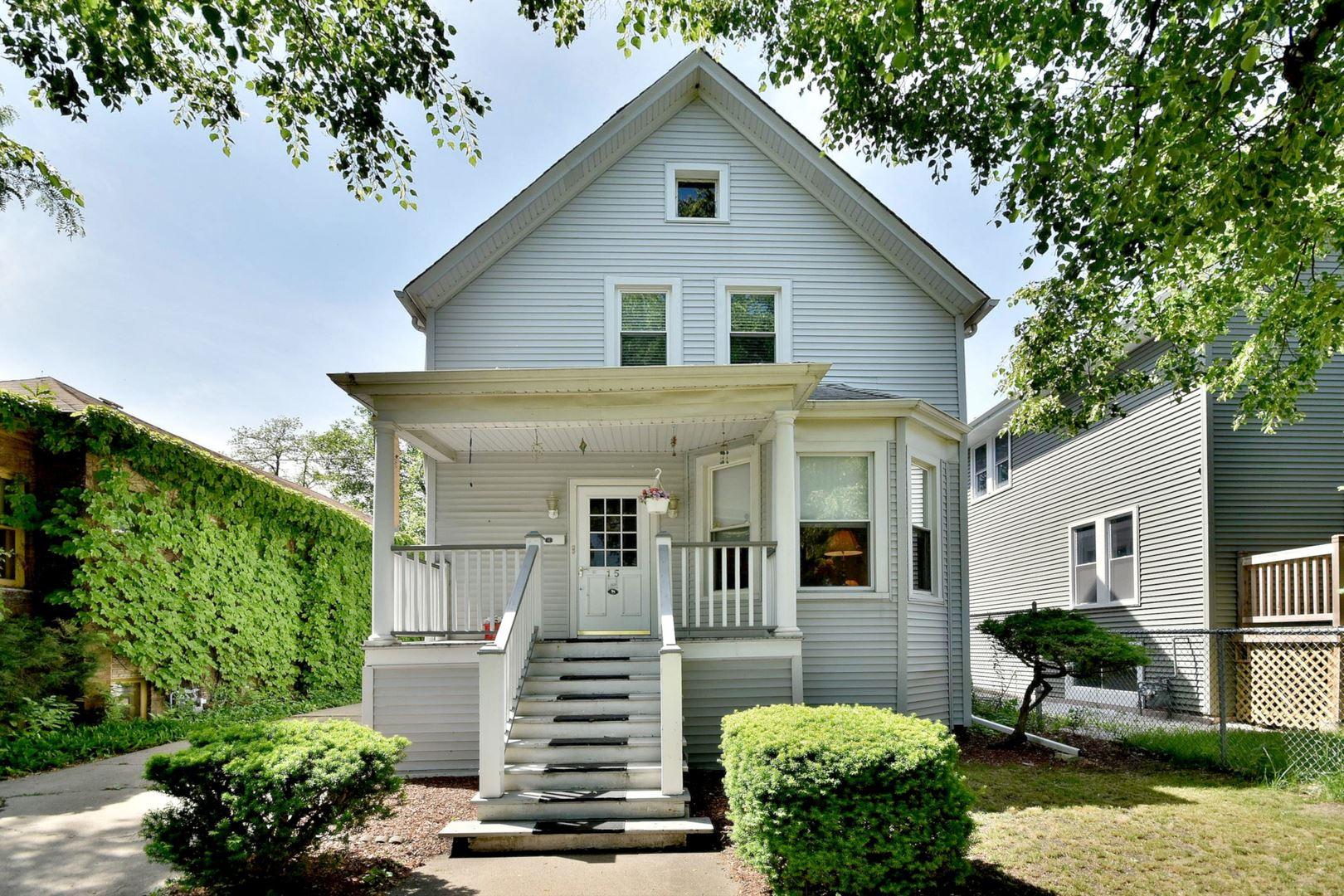 15 Augusta Street, Oak Park, IL 60302 - #: 11228485