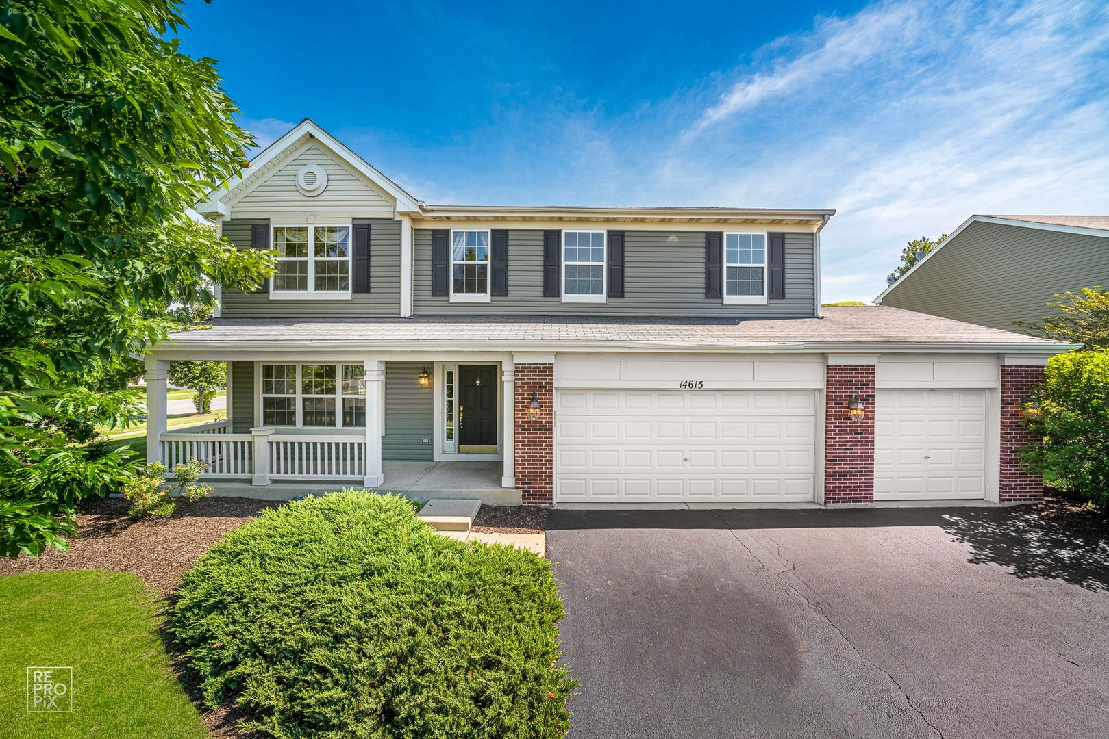 14615 COLONIAL Parkway, Plainfield, IL 60544 - #: 10788486