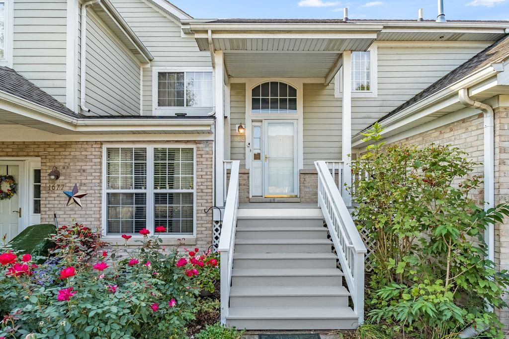 1681 Brightwood Place #D, Aurora, IL 60506 - #: 11235486