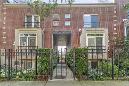 Photo of 3618 N Lakewood Avenue #F, Chicago, IL 60613 (MLS # 10971487)