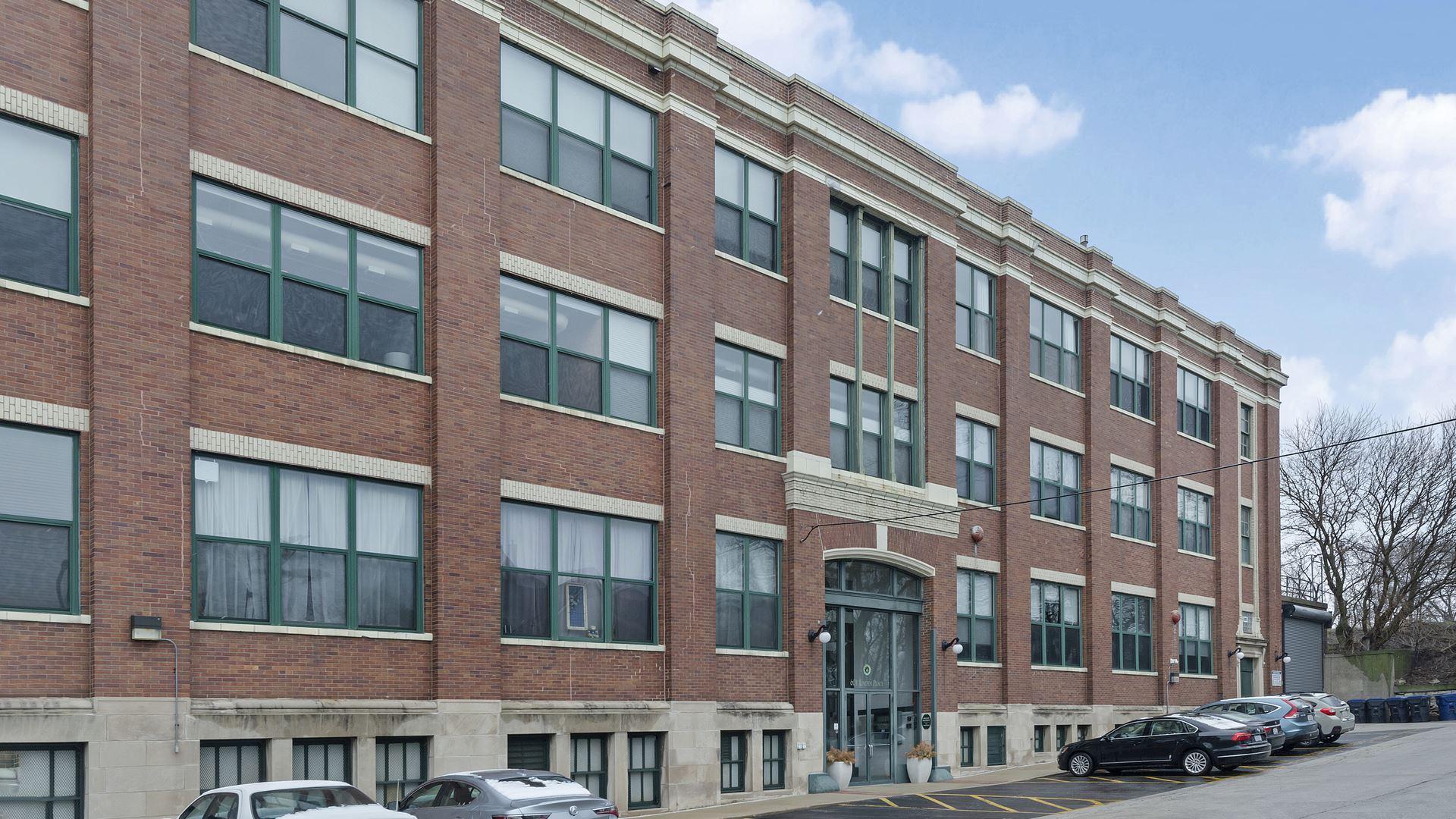 601 Linden Place #124, Evanston, IL 60202 - #: 10695487