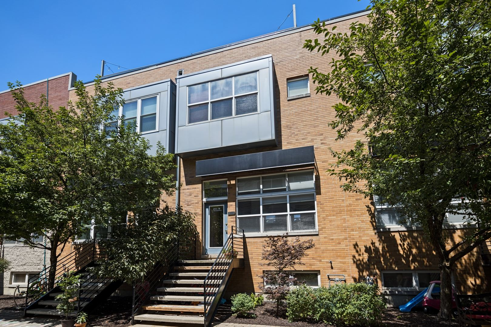1811 N Rockwell Street #M, Chicago, IL 60647 - #: 10814488