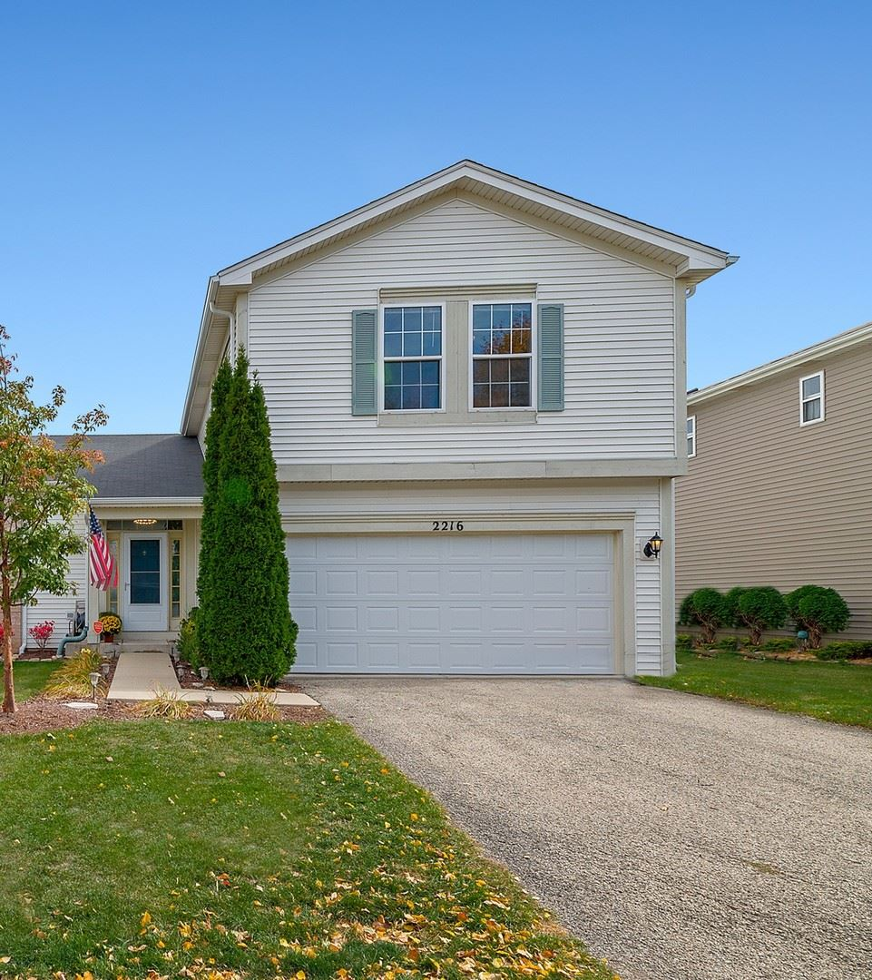 Photo of 2216 Hollister Court, Plainfield, IL 60586 (MLS # 10885488)
