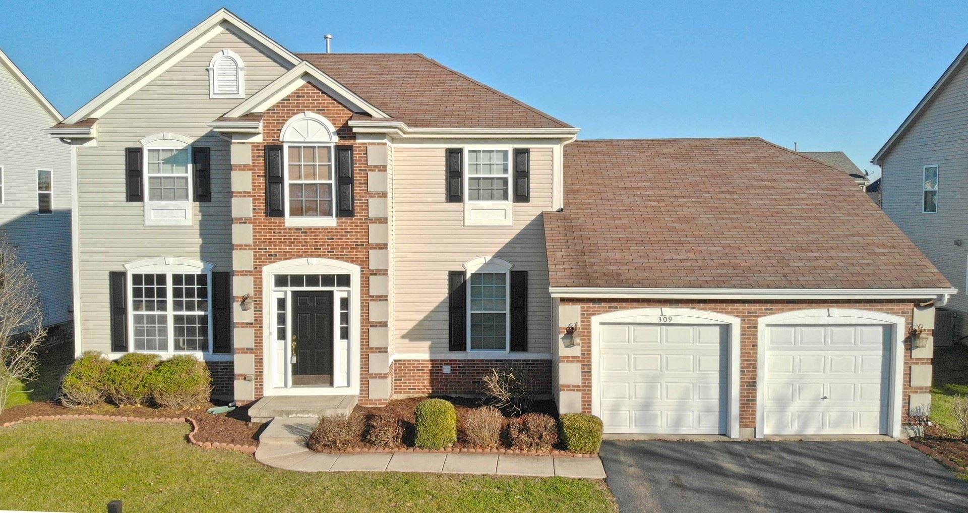 Photo of 309 Hemlock Lane, Oswego, IL 60543 (MLS # 10936488)