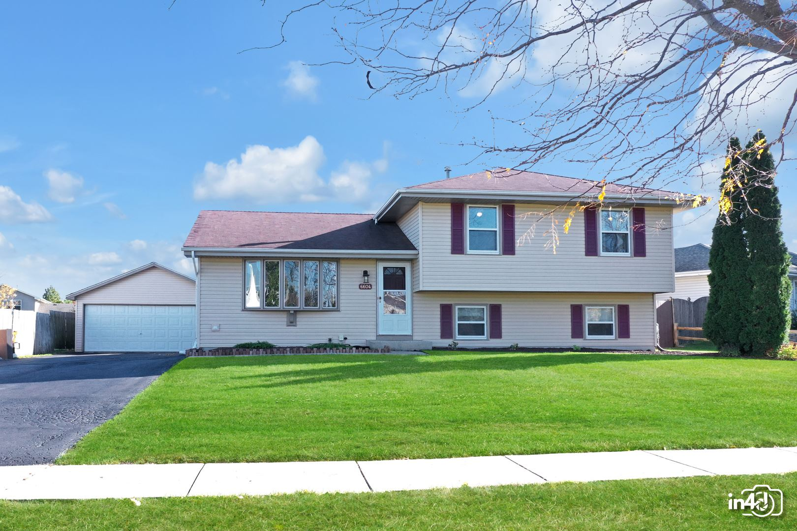 Photo of 6604 Benich Lane, Plainfield, IL 60586 (MLS # 10895489)
